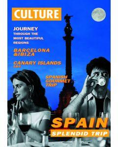 SPAIN SPLENDID TRIP - Journey Through The Most Beautiful Regions (3dvd)