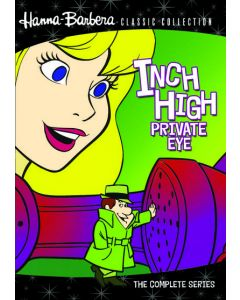 Inch High Private Eye(2 Disc Set)