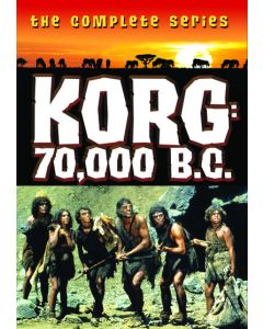 Korg: 70,000 B.C.Series (2 Disc Set)