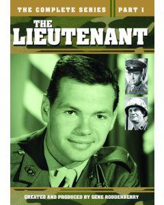 Lieutenant - The Complete Series, Pt 1 (4 Disc Set)Md2