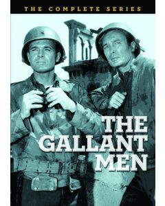 Gallant Men, The: Complete Collectioncoll (6 Disc Set)