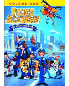 Police Academy Animated Series: Volume Ones Vol 1 (3 Disc Set)