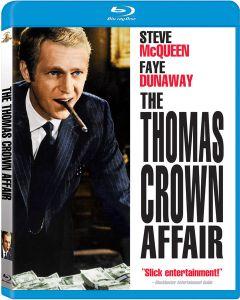 THOMAS CROWN AFFAIR'68 BD-CB