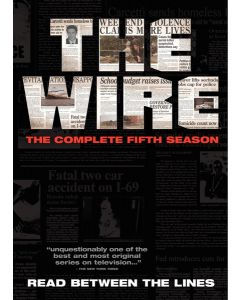 Wire, The:S5 (DVD)