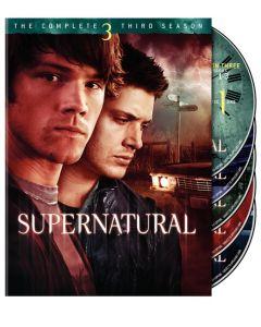 Supernatural:S3 (DVD)