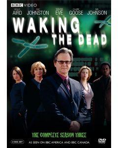 Waking the Dead: Season Three DVD