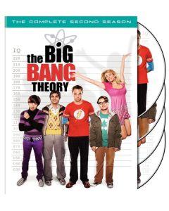 Big Bang Theory, The: Season 2