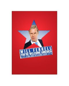 Will Ferrell: You're Welcome America DVD