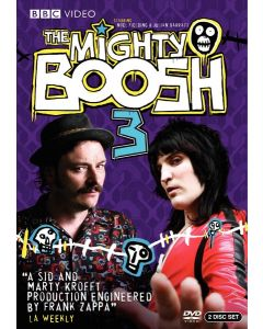 Mighty Boosh, The: The Complete Season 3 DVD