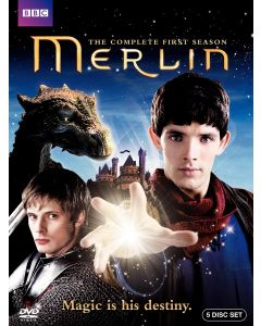 Merlin:S1 (DVD)