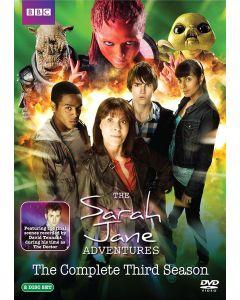 Sarah Jane Adventures, The: Complete Third Season, The (DVD)