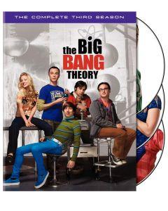 Big Bang Theory, The: Season 3