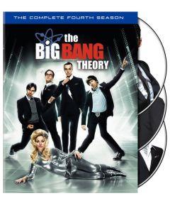 Big Bang Theory, The: Season 4