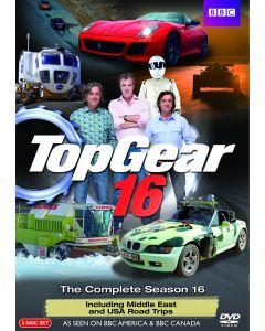 Top Gear 16 (DVD)