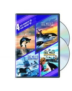 4 Film Favorites: Free Willy 1-4
