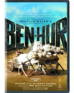 Ben-Hur: 50th Anniversary Ed (BIL/DVD)