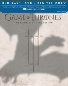 Game of Thrones: S3 (HBO Select/UV+BD)
