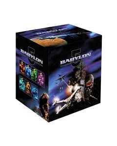 Babylon 5: Complete Collection