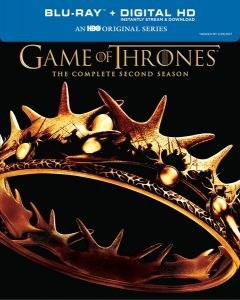Game of Thrones: S2 (DC+BD)