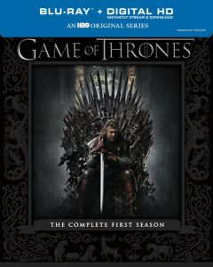 Game of Thrones: S1 (DC+BD)