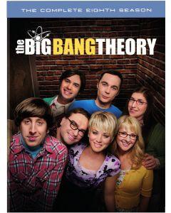 Big Bang Theory, The: Season 8