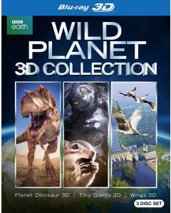 Wild Planet 3D Collection