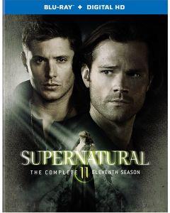 Supernatural: S11 (CAN/UV/BD)