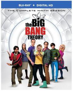 Big Bang Theory: S9 (CAN/UV/BD)