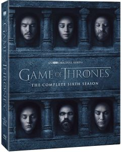 Game of Thrones: S6 (BD + Digital HD)