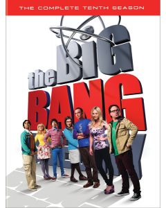Big Bang Theory, The: S10 (DVD)