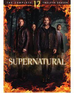 Supernatural: S12 (DVD)