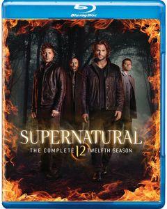 Supernatural: S12 (CAN/BD)