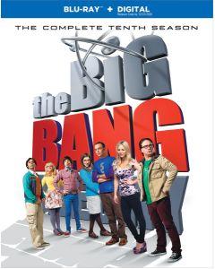 Big Bang Theory, The: S10 (CAN/BD)