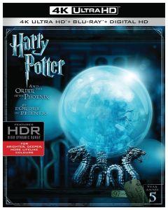HP5:Order of the Phoenix (4K Ultra HD/BI