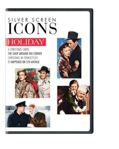 Silver Screen Icons: Holiday (4FE)DVD