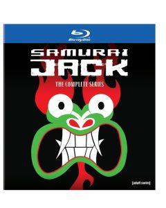 Samurai Jack: The Complete Series Box Set (BD)