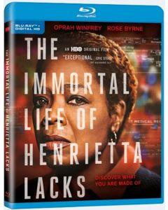 Immortal Life of Henrietta Lacks(DHD/BD)