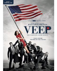 Veep: S6 (Digital HD + DVD)