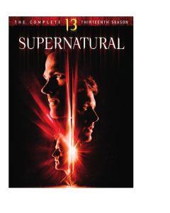 Supernatural: S13 (DVD)