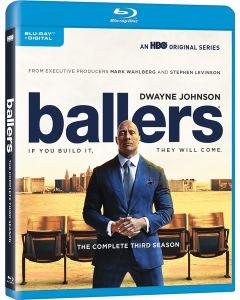 Ballers: S3 (Digital Copy/BD)