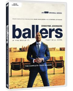 Ballers: S3 (Digital Copy/DVD)