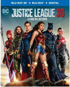 Justice League (BIL/3DBD)