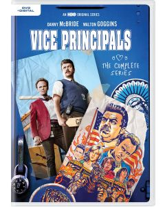 Vice Principals: Complete Series (Digital HD/DVD)