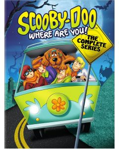 Scooby-Doo Where Are  You! Comp (RPKG)
