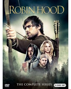 Robin Hood Complete Collection (DVD)
