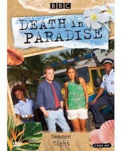 Death In Paradise: Season Eight (DVD)