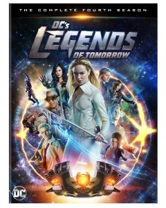 DC-LEGENDS OF TOMORROW-COMPLETE 4TH SEASON (DVD/4 DISC/WS 1.78/5.1 DDS)
