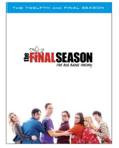 The Big Bang Theory: The Complete Twelfth and Final Season (DVD)