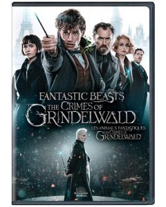 FANTASTIC BEASTS: THE CRIMES OF GRINDELWALD / LES ANIMAUX FANTASTIQUES: LES CRIMES DE GRINDELWALD (2-DISC SPECIAL EDITION) (BILINGUAL) DVD
