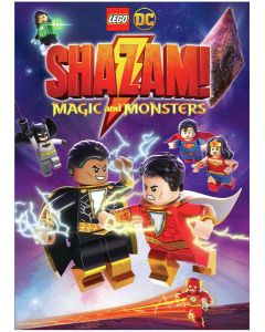 LEGO DC:  Shazam:  Monsters and Magic